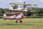 G-BPLM - Private Stampe SV4 aircraft