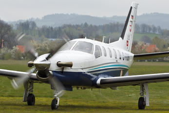 D-FOOO - Private Socata TBM 700