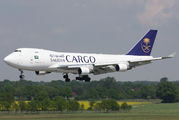 TC-MCT - Saudi Arabian Cargo Boeing 747-400F, ERF aircraft