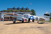 G-MRLL - Private North American P-51D Mustang aircraft