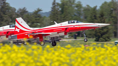 J-3090 - Switzerland - Air Force:  Patrouille de Suisse Northrop F-5E Tiger II