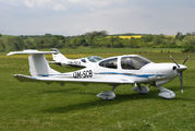 OM-SCB - SkyService Flying School Diamond DA 40 Diamond Star aircraft