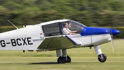 G-BCXE - Private Robin DR.400 series