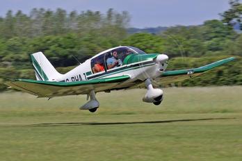 G-BHAJ - Private Robin DR.400 series