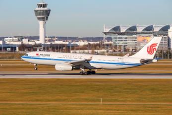 B-6132 - Air China Airbus A330-200