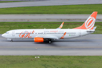 PR-GTY - GOL Transportes Aéreos  Boeing 737-800