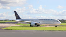 HZ-ARD - Saudi Arabian Airlines Boeing 787-9 Dreamliner aircraft