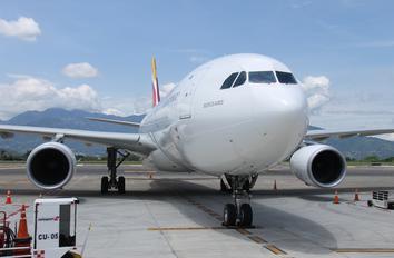 EC-MJA - Iberia Airbus A330-200