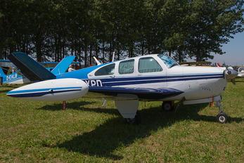 I-BXPO - Private Beechcraft 35 Bonanza V series