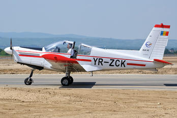 YR-ZCK - Romanian Airclub Zlín Aircraft Z-142