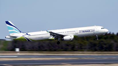 HL7711 - Air Busan Airbus A321