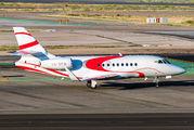XA-DFN - Private Dassault Falcon 2000LX aircraft
