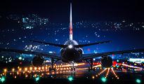 JA772J - JAL - Japan Airlines Boeing 777-200 aircraft