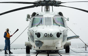 22-8406 - Japan - Maritime Self-Defense Force Mitsubishi SH-60K