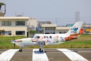 JA3978 - Private Piper PA-46 Malibu / Mirage / Matrix