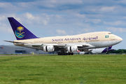 HZ-HM1B - Saudi Arabia - Government Boeing 747SP aircraft
