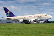 HZ-HM1B - Saudi Arabia - Government Boeing 747SP aircraft