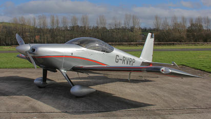 G-RVRV - Private Vans RV-4