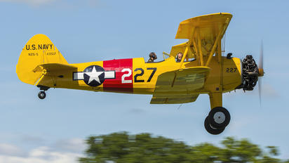 G-NZSS - Private Boeing Stearman, Kaydet (all models)