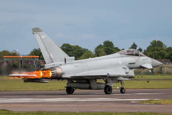 ZJ927 - Royal Air Force Eurofighter Typhoon FGR.4