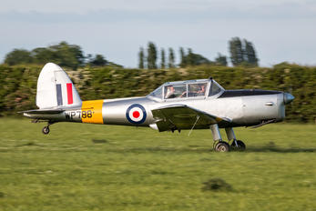 G-BCHL - Private de Havilland Canada DHC-1 Chipmunk