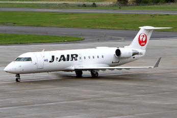 JA208J - J-Air Canadair CL-600 CRJ-200