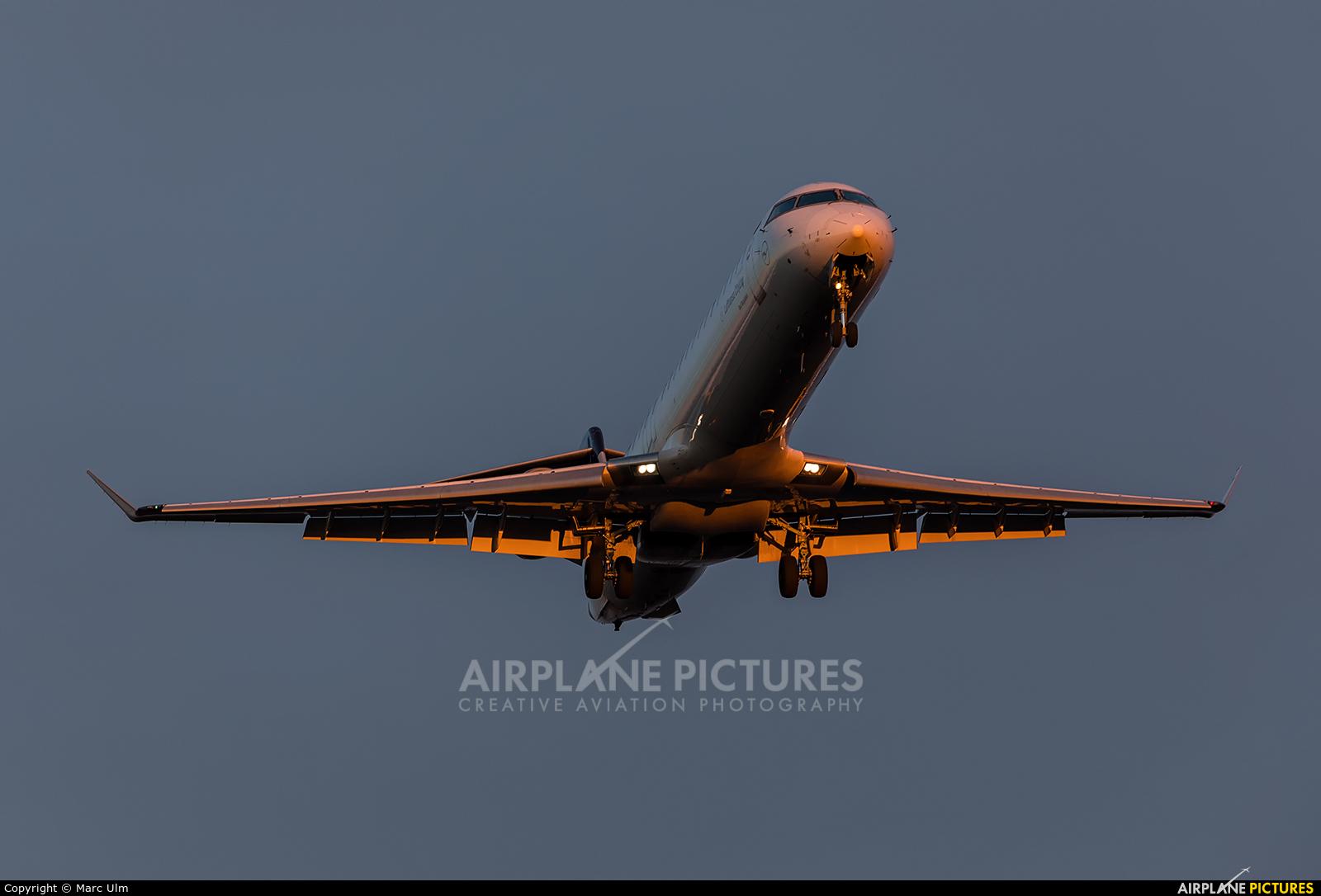 Lufthansa Regional - CityLine D-ACNE aircraft at Munich