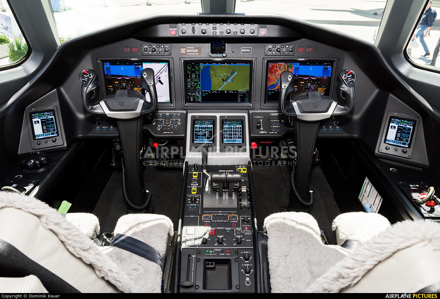 Cessna Aircraft Company N920CL aircraft at Geneva Intl