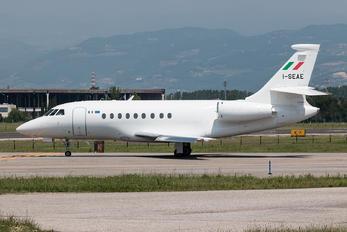I-SEAE - Private Dassault Falcon 2000 DX, EX