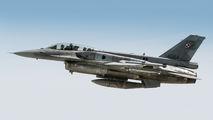 4084 - Poland - Air Force Lockheed Martin F-16D block 52+Jastrząb aircraft