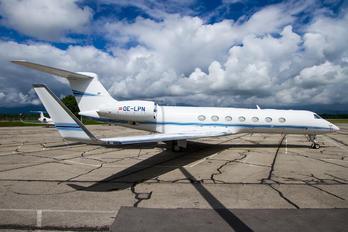 OE-LPN - Private Gulfstream Aerospace G-V, G-V-SP, G500, G550
