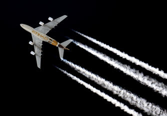 A6-APF - Etihad Airways Airbus A380