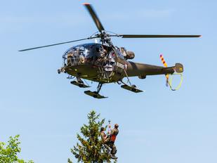 3E-LA - Austria - Air Force Aerospatiale SA-319B Alouette III