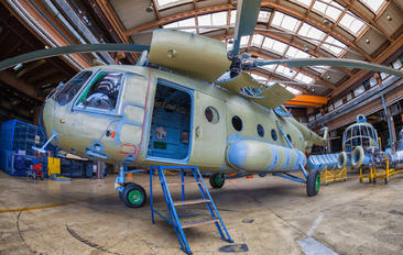 275 - Croatia - Air Force Mil Mi-8MTV-1