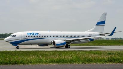 SP-ENO - Enter Air Boeing 737-800