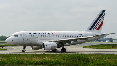 F-GUGM - Air France Airbus A318