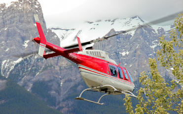 C-FJCH - Alpine Helicopters Canada Bell 206L Longranger