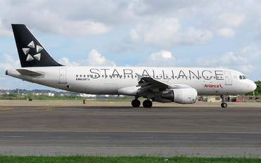 N688TA - Avianca Airbus A320
