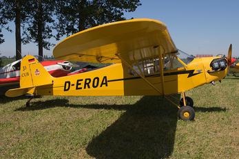 D-EROA - Private Piper J3 Cub
