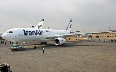 EP-IJA - Iran Air Airbus A330-200