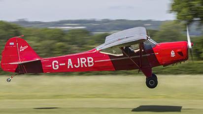 G-AJRB - Private Auster 5J1 Autocrat