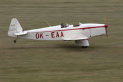 OK-EAA - Private Beneš-Mráz Be 50 Beta Minor aircraft