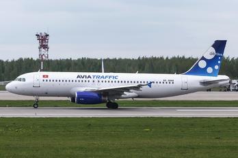 EX-32005 - Avia Traffic Company Airbus A320