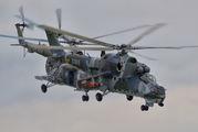 3369 - Czech - Air Force Mil Mi-35 aircraft