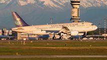 HZ-ASG - Saudi Arabian Airlines Airbus A320 aircraft