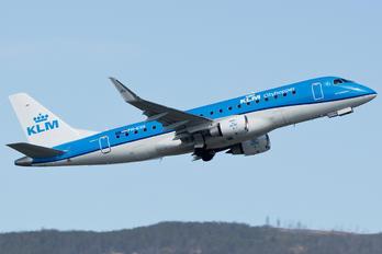 PH-EXH - KLM Cityhopper Embraer ERJ-175 (170-200)