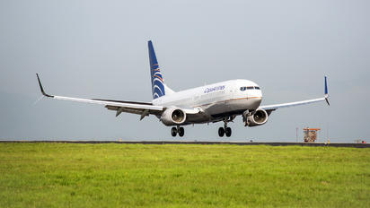 HP-1853CMP - Copa Airlines Boeing 737-800