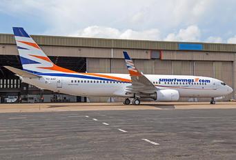 TC-AAZ - SmartWings Boeing 737-800