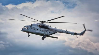 229 - Croatia - Air Force Mil Mi-171