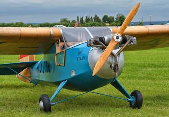 OK-TAU 58 - Private Praga E-114M Air Baby